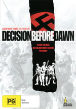 Decision Before Dawn : To Win The War, One Soldier Must Become The Enemy - Hildegard Knef