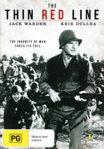 The Thin Red Line : The  Insanity Of War Takes It's Toll - Jack Warden