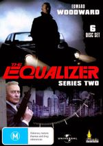 The Equalizer : Series 2 - Robert Lansing