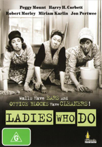 Ladies Who Do - Jon Pertwee