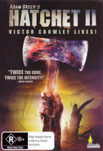 Hatchet 2 : Victor Crowley Lives! - Parry Shen