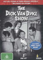 The Dick Van Dyke Show : Series 2 - 5 Disc Set - Mary Tyler Moore