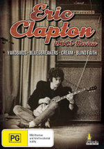 Eric Clapton : 1960's Review - Eric Clapton