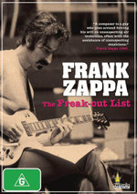 Frank Zappa : The Freak-Out List - Frank Zappa