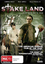 Stake Land : Sleep When They're Dead - Michael Cerveris
