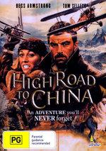 High Road to China - Jack Weston