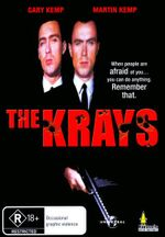 The Krays : When People Are Afraid Of You... You Can Do Anything - Remember That - Tom Bell