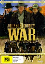 Johnson County War Miniseries : Three Brothers Torn Apart By Love... Drawn Together By War - Rachel Ward