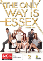 The Only Way is Essex : Series 1 - Mark Wright