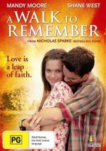 A Walk To Remember - Shane West