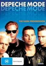 Depeche Mode : The Dark Progression - Jonathan Miller