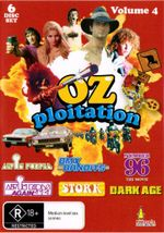 Oz-Ploitation : Volume 4 (Alvin Purple / Alvin Rides Again / BMX Bandits / Dark Age / Number 96: The Movie / Stork) (6 Disc) - Max Phipps