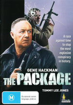 The Package : A Race Against Time To Stop The Most Explosive Conspiracy In History - Gene Hackman