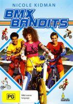 BMX Bandits - David Argue