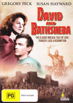 David And Bathsheba : The Classic Biblical Tale Of Love, Tragedy, Loss And Redemption - Kieron Moore
