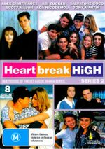 Heartbreak High : Series 2 - Tony Martin