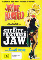 The Sheriff Of Fractured Jaw : A Gunsmith - A Gal - And A Whole Lot Of Trouble! - Jayne Mansfield