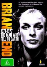 Brian Eno : The Man Who Fell to Earth - 1971-1977 - Jon Hassell
