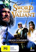 Sword of the Valiant : The Legend of Sir Gawain and the Green Knight - Cyrielle Clair