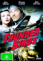 Thunder Birds - Jack Holt