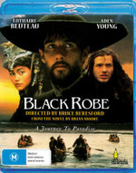 Black Robe : A Journey To  Paradise - Aden Young