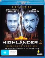 Highlander 2 : Renegade Version - John C. McGinley