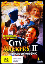 City Slickers II : They're Back In The Saddle - The Legends Of Curly's Gold - Patricia Wettig