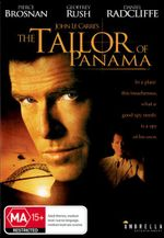 The Tailor of Panama - Pierce Brosnan