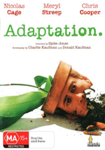 Adaptation - Nicolas Cage
