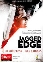 Jagged Edge - Maria Mayenzet