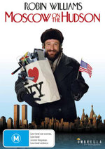 Moscow on the Hudson - Robin Williams