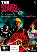 The Derek Jarman Collection : Sebastiane / Jubilee / The Tempest / War Requiem / The Last of England - Nathaniel Parker