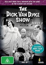 The Dick Van Dyke Show : Series 3 - Morey Amsterdam