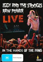 Iggy and The Stooges - Raw Power Live - Glenn Close