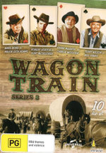 Wagon Train : Series 3 - Ward Bond
