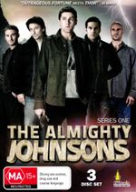 The Almighty Johnsons : Series One - Keisha Castle-Hughes