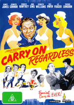 Carry On Regardless - Sid James
