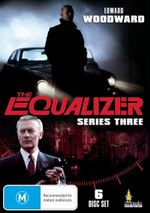 The Equalizer : Series 3 - Robert Lansing