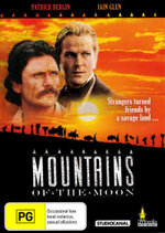 Mountains of the Moon : Strangers Turned Friends By A Savage Land - Patrick Bergen