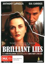 Brilliant Lies : The Battle Of The Sexes Is Now All-Out War - To Survive, You Must Tell... - Anthony LaPaglia