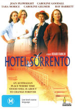 Hotel Sorrento - Joan Plowright