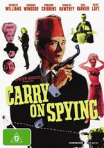 Carry On Spying - Barbara Windsor