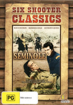 Six Shooter Classics : Seminole - Rock Hudson