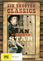 Six Shooter Classics : Man Without a Star - Jeanne Crain