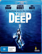 The Deep : Is Anything Worth The Terror Of... - Robert Shaw