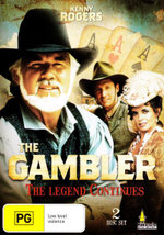 The Gambler : The Legend Continues  - Linda Gray