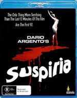 Suspiria : The Only Thing More Terrifying Than The Last 12 Minutes Of This Film Are The First 86 - Miguel Bose
