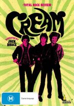 Cream : Total Rock Review - Ginger Baker