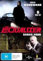 The Equalizer : Series 4 - Edward Woodward