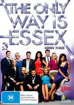 The Only Way is Essex : Series 3 - Jessica Wright